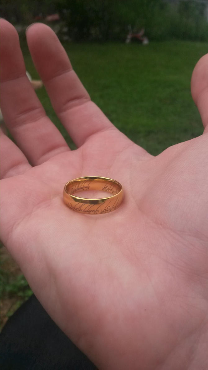 The ring by protector96 on DeviantArt