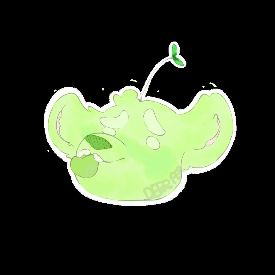 Pear Pup by derpityderpcrewz