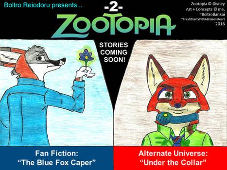 Zootopia Stories Teaser [READ DESCRIPTION!]