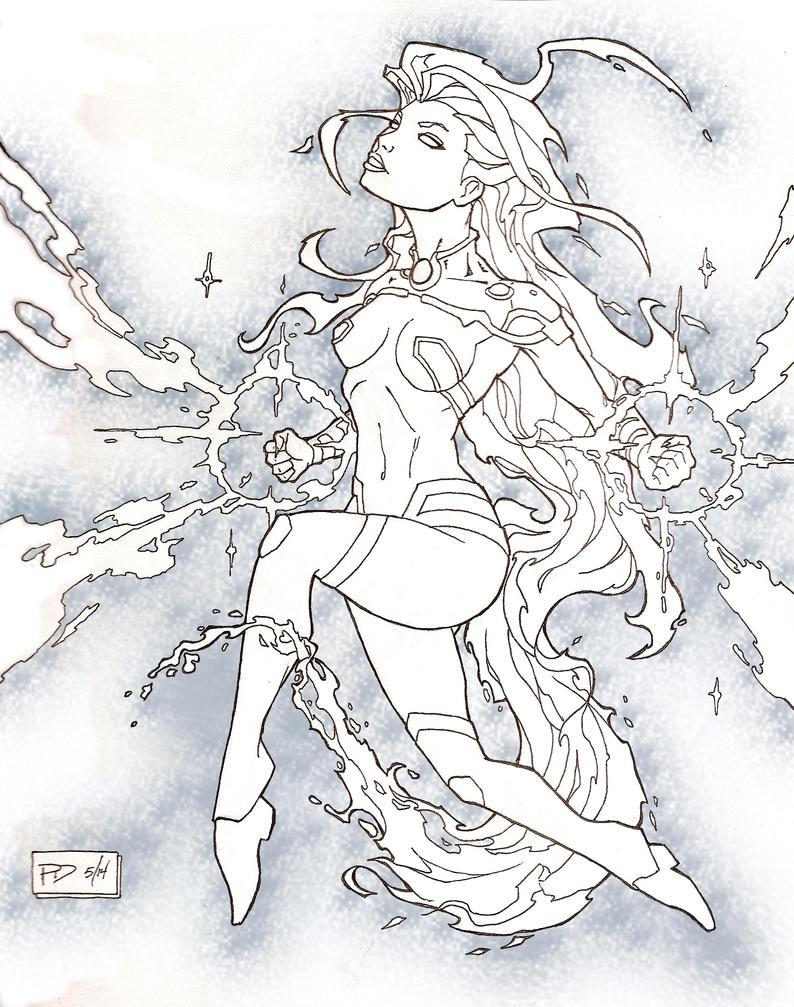 Starfire by Presto3232
