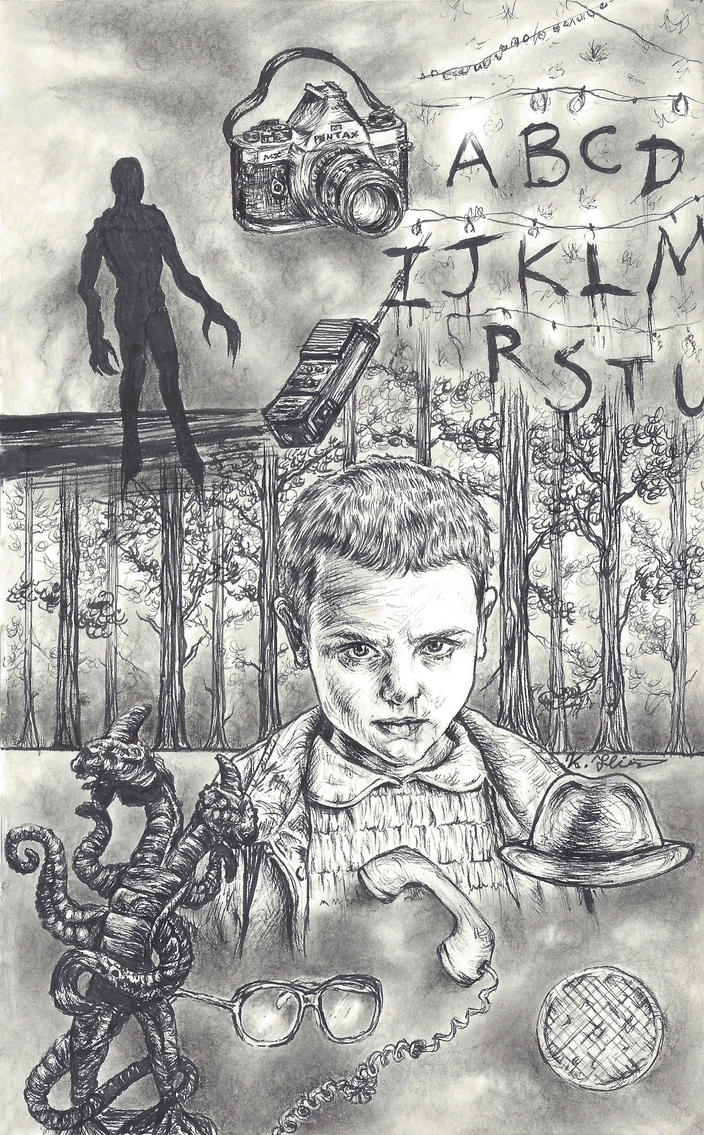 Stranger Things by a-chelsea-grin