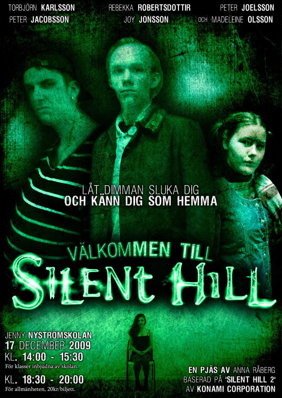 Valkommen till Silent Hill 1 by SirTobbii