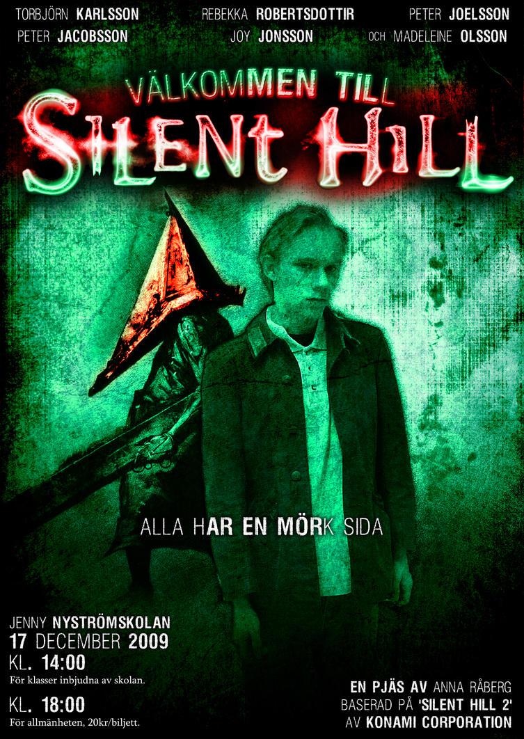 Valkommen till Silent Hill 3 by SirTobbii