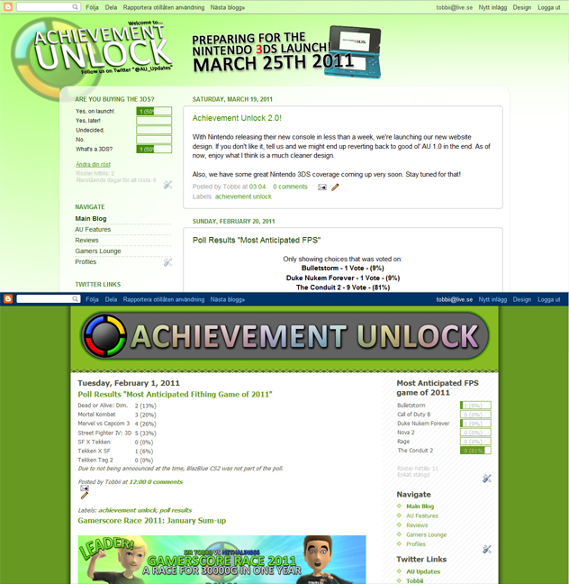 Achievement Unlock v2 by SirTobbii