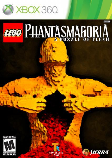 Lego Phantasmagoria II by SirTobbii