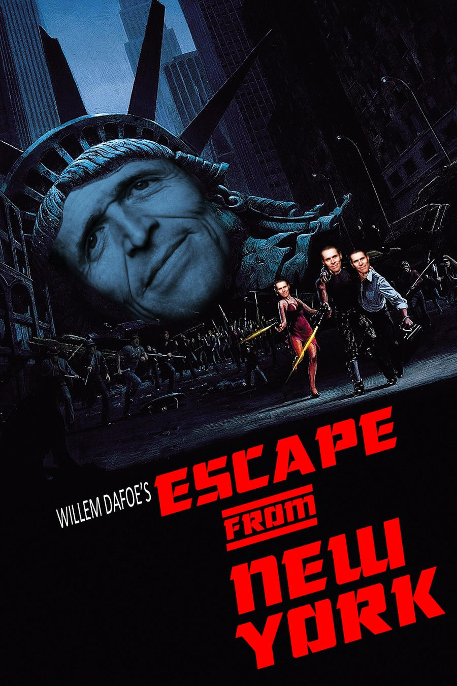 Escape from New York (Podtoid) by SirTobbii