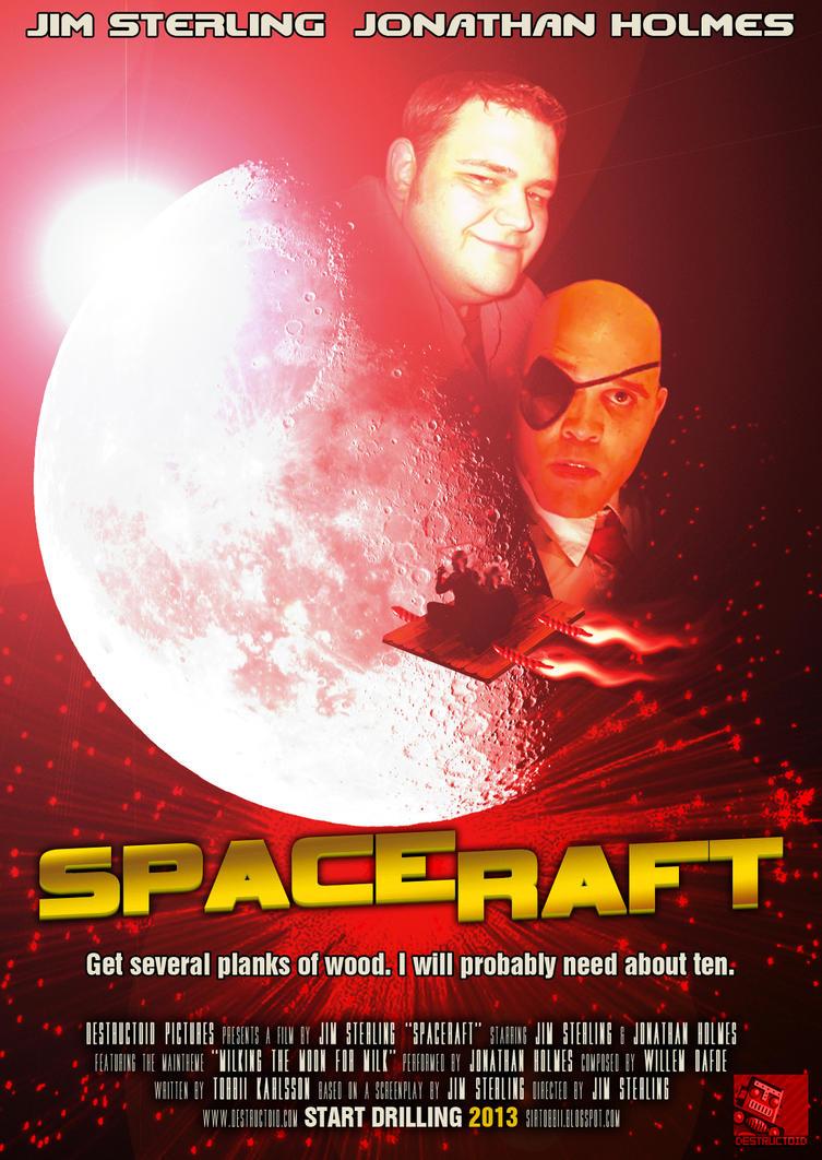 SpaceRaft (Podtoid) by SirTobbii