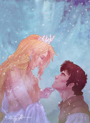 The Snow Queen by AnthonyWall