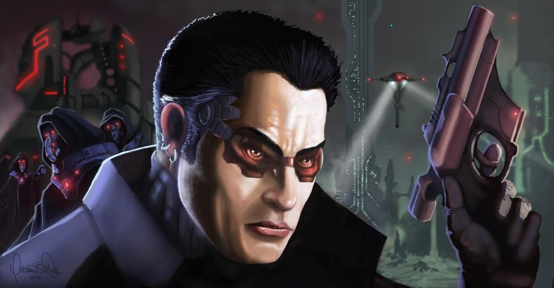 Cyberpunk by MatthewDoyle