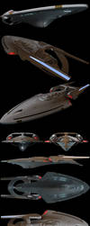 U.S.S. Recalcitrant by supersampled