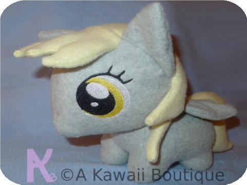Filly Derpy by AKawaiiBoutique