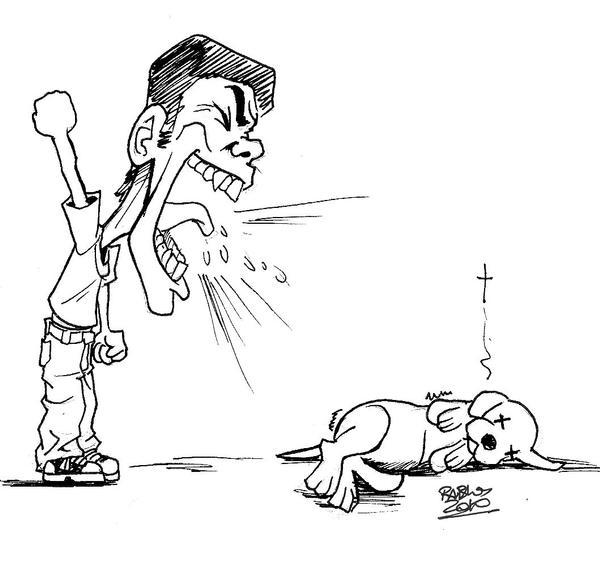 Matando Cachorro a grito' by bizoruazul on DeviantArt