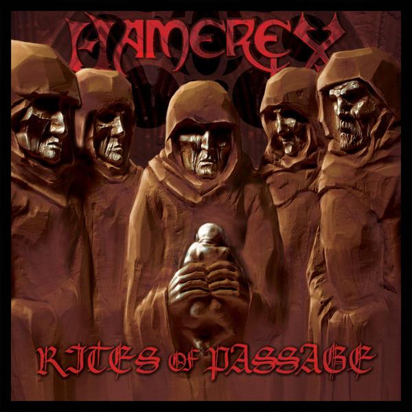 Hamerex - 'Rites of Passage' Album Cover