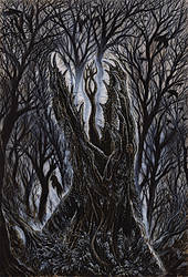 Postcard 6: The Arboracuda