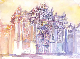 Gate of The Treasury by your-confusion