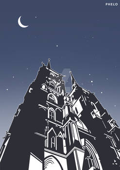 Starring cathedral