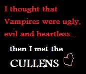 The Cullens by LilSquemi