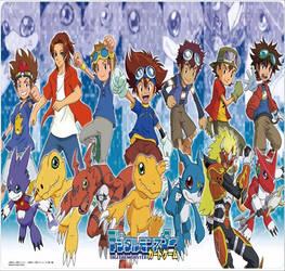 Digimon Album by alltime23