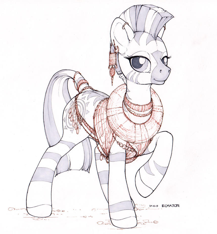 Maasai Mare-a by ecmajor