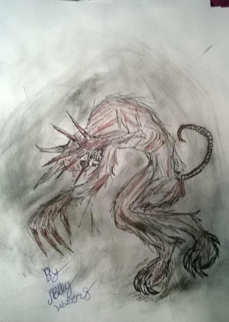 Edited werewolf transformation by kakashilover1