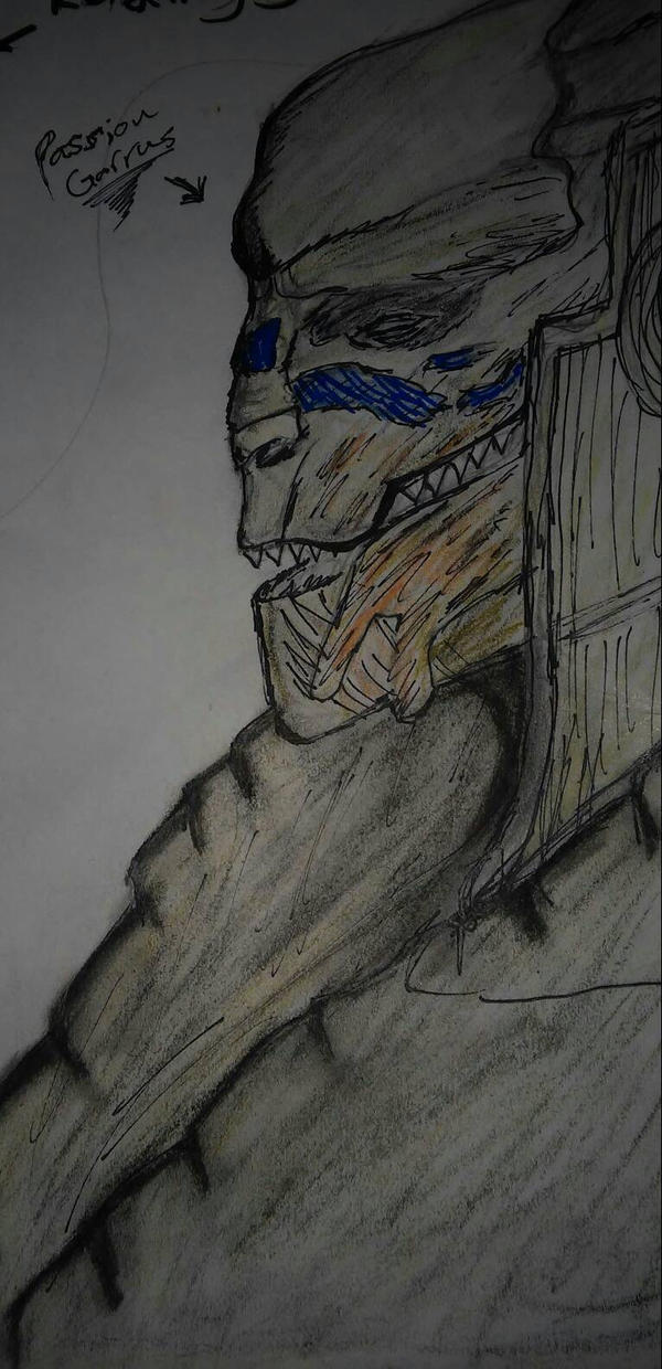 passion garrus by kakashilover1