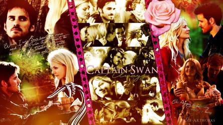 Captain Swan Tribute by joey-artworks
