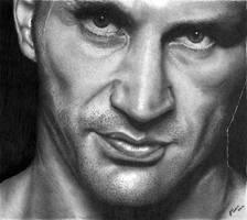 Wladimir Klitschko by Larc-Romeo