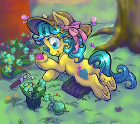 Baby Squirmy by KissTheThunder