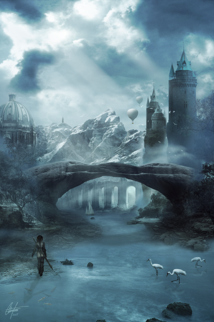 The Gates of Evermhor by Alegion