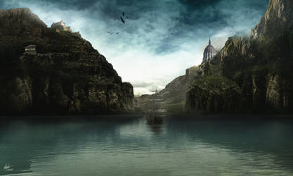The Ship by Alegion