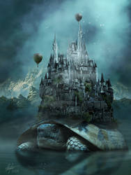 Turtle Kingdom by Alegion