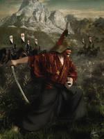 The Samurai 2 by Alegion