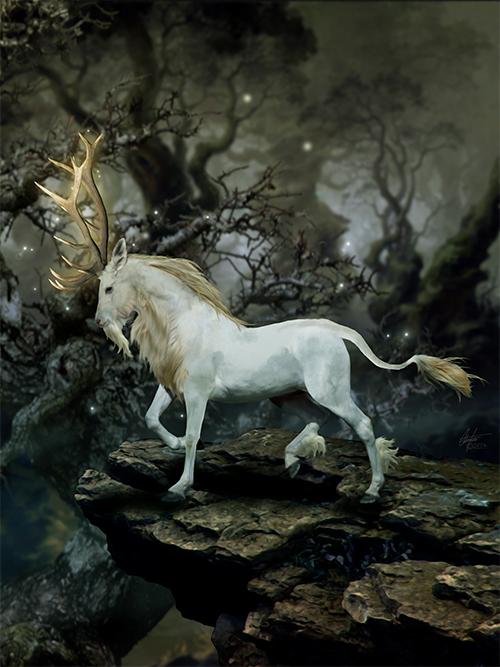 Luna Stag by Alegion