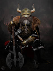 Dwarf by Alegion