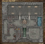 RPG Encounters Map - Cult