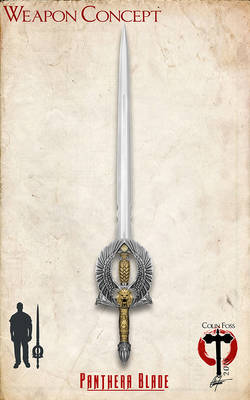 Two Handed Sword Concept