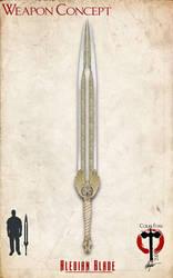 Aledian Blade by Alegion