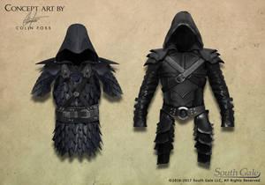 Game armor concept 1