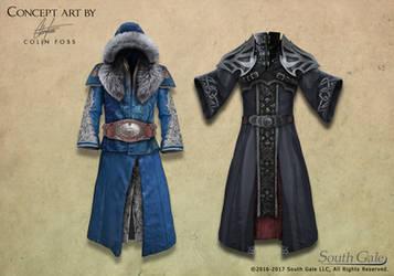 Game Concept Mage Armor 1 by Alegion