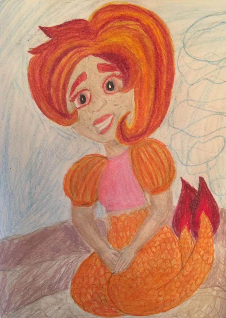 Venreta Ella by goodluckrubberduck