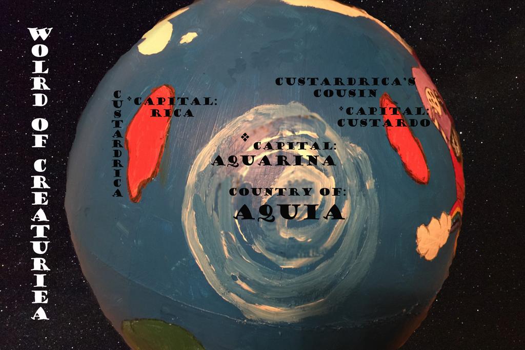 World of Creaturiea by goodluckrubberduck