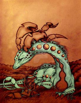 Victoria's Dragon