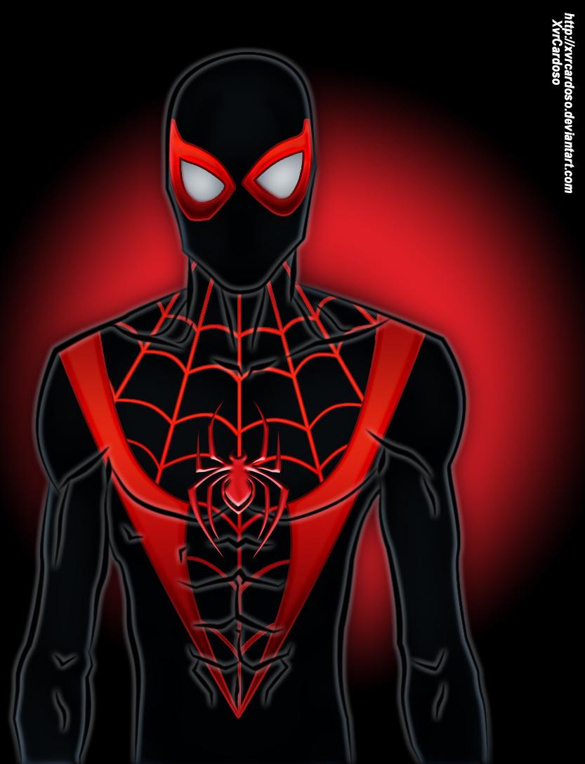Pictures Of Ultimate Spider Man Wallpaper Miles Www Kidskunst Info