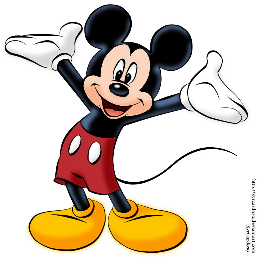 Mickey Mouse Drawings