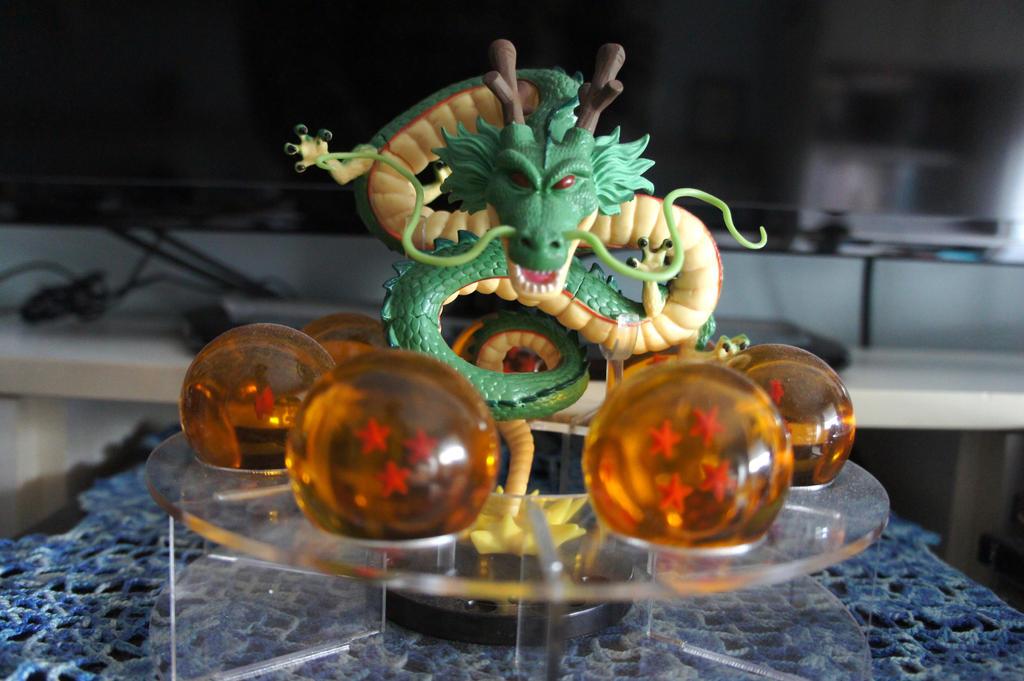 Dragon Ball Shenron by xvrcardoso