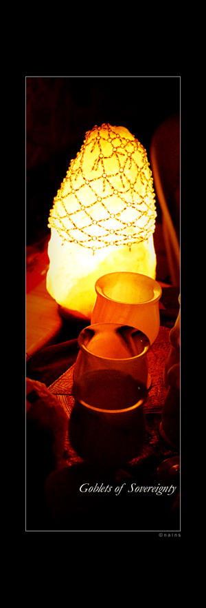 Goblets of Sovereignty by nains