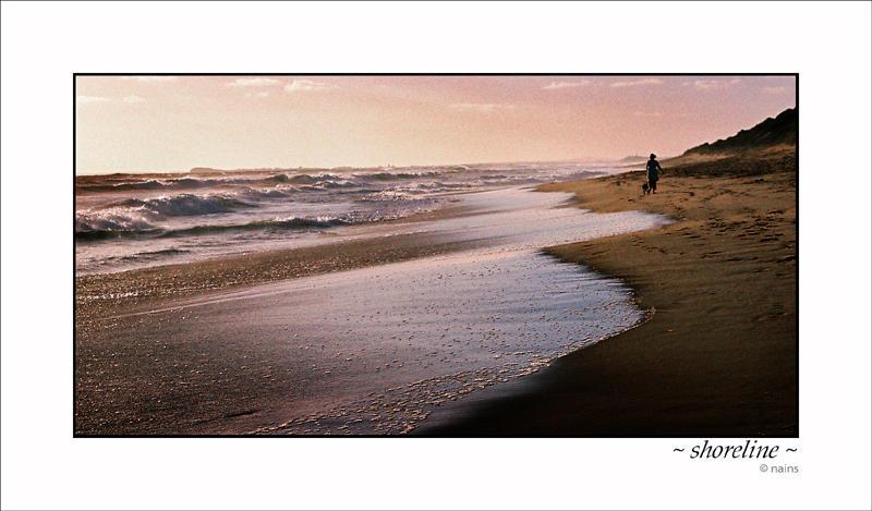 shoreline by nains