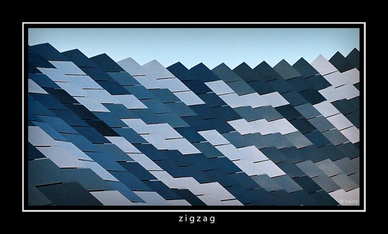 zigzag by nains