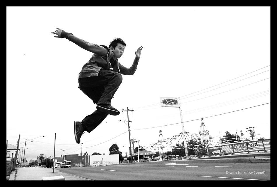 leap by nains