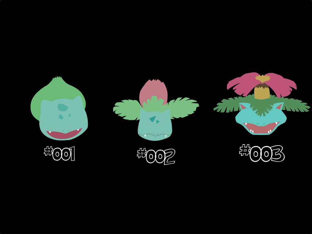 Bulbasaur Evolution Chart Pokemon Caterpie Evolu...